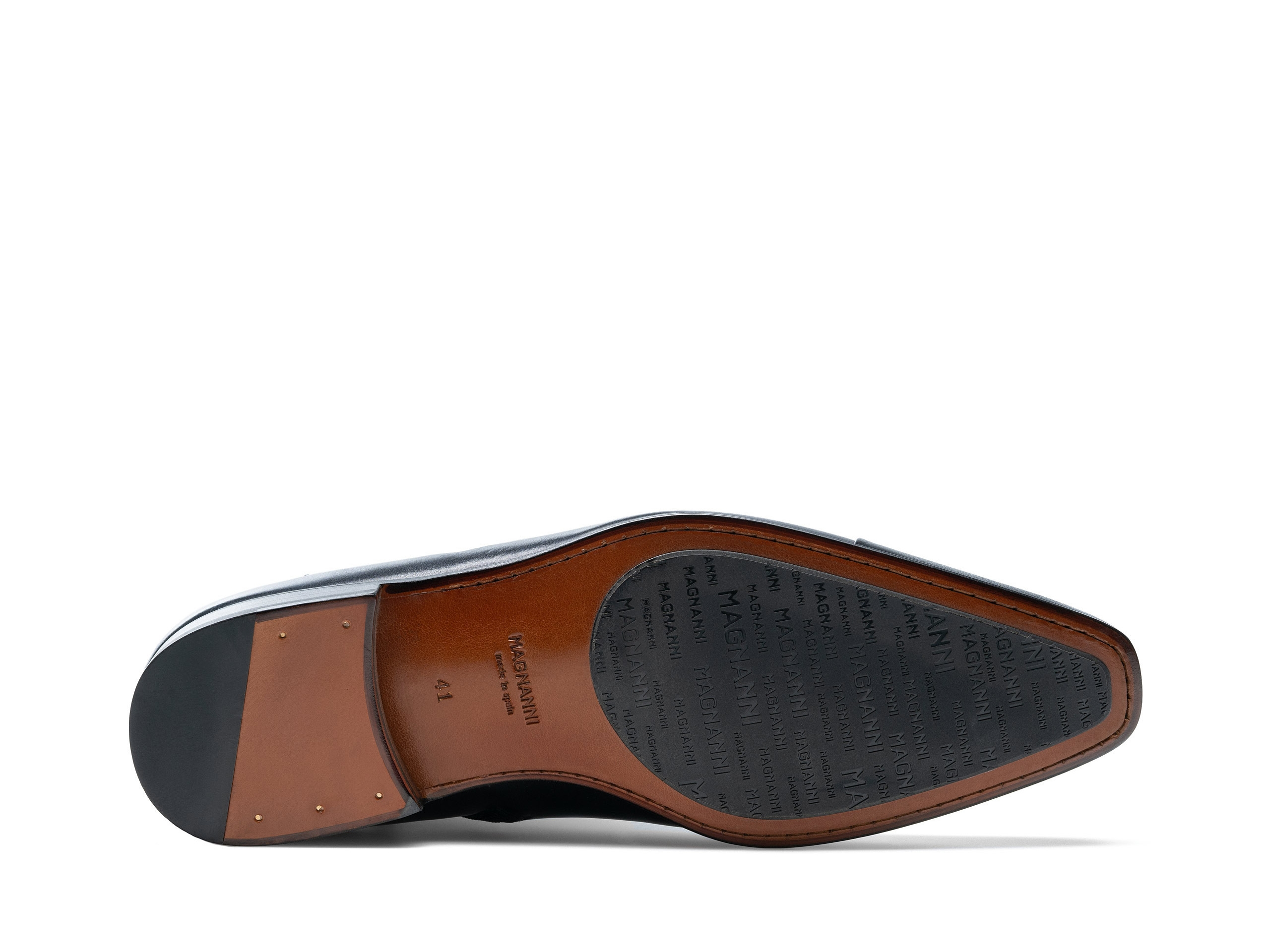 The sole of the Olmedo