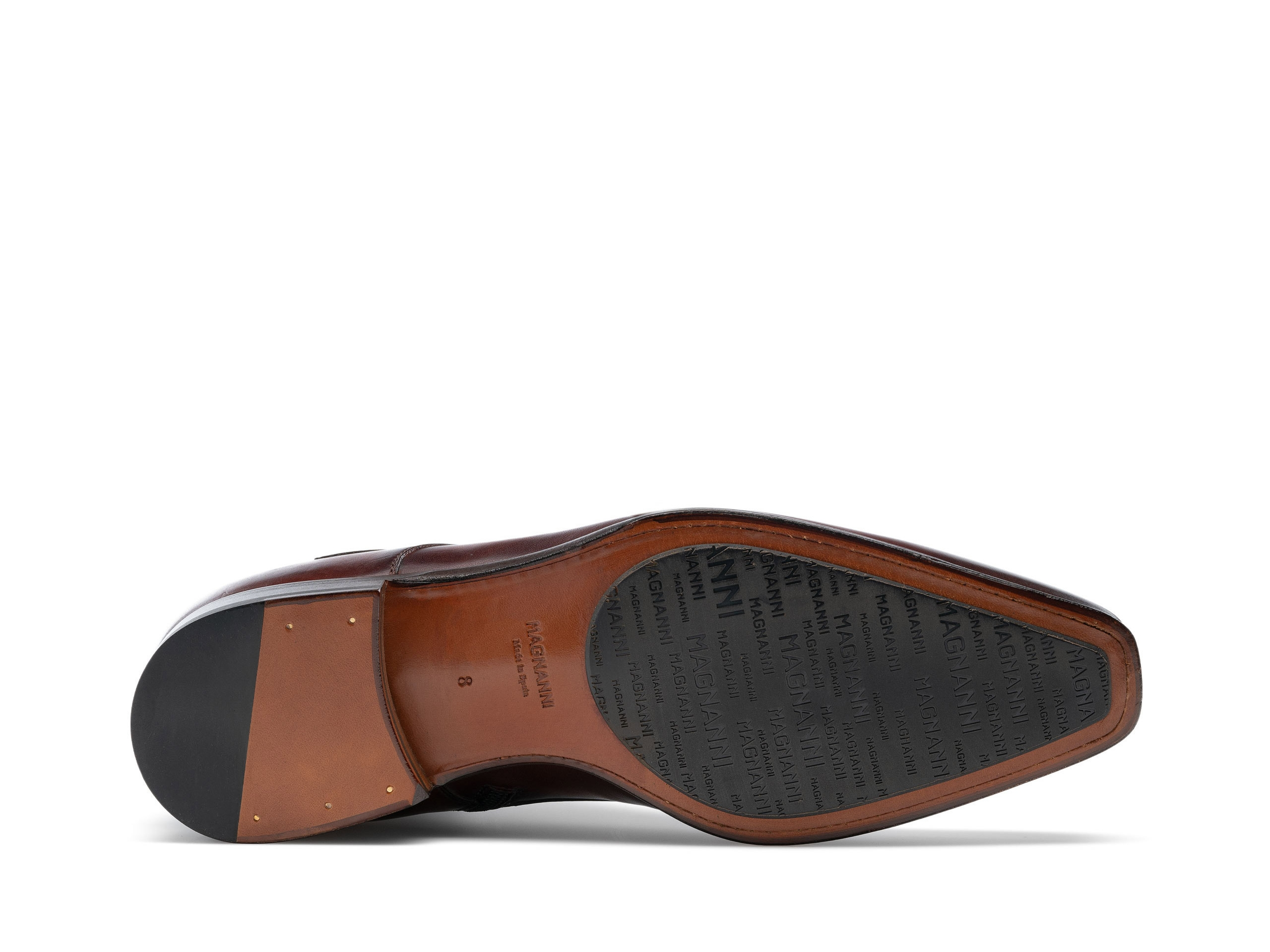 The sole of the Jagger