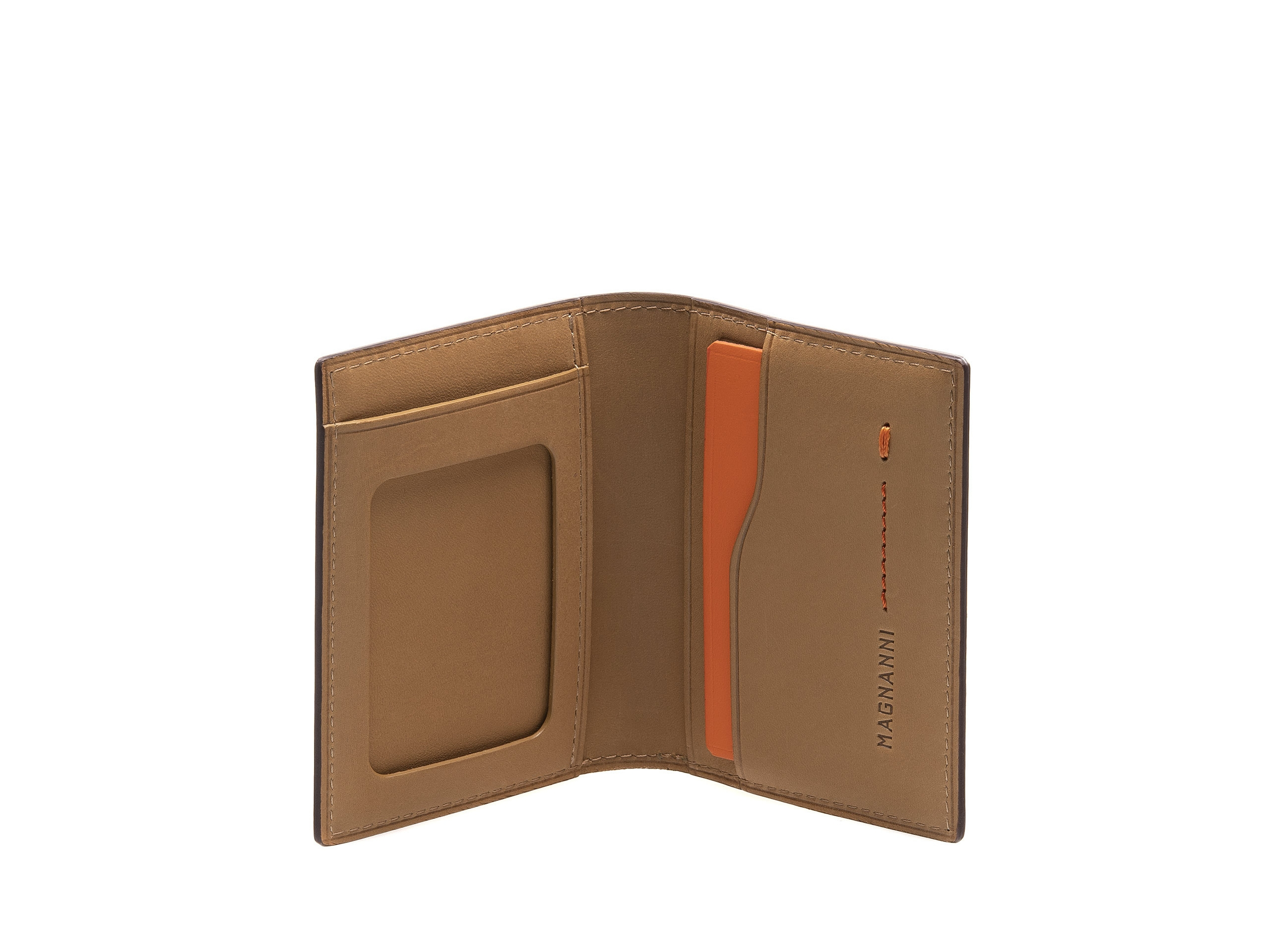Side view of the Card Fold