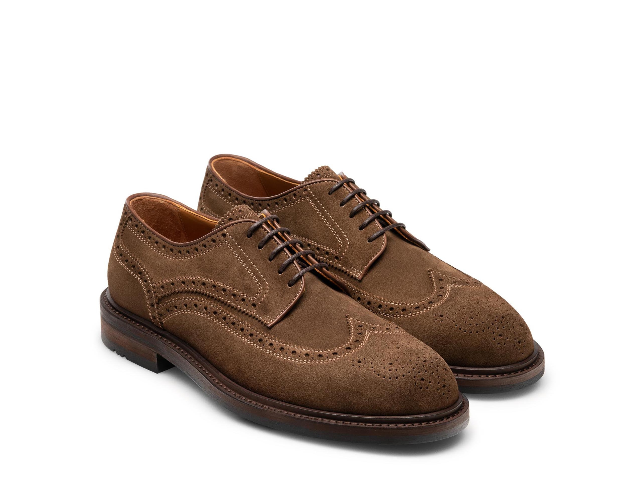 Pair of the Apolo Torba Suede